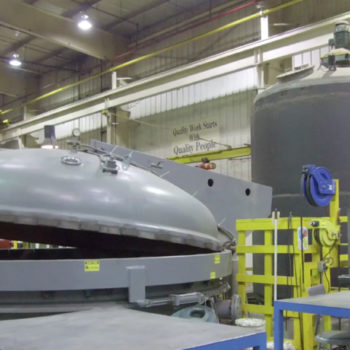 12 foot VPI Tank